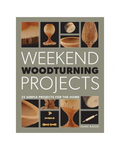Weekend Woodturning Projects, Book