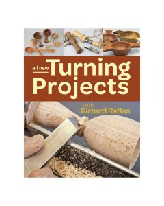 All New Turning Projects with Richard Raffan, Book