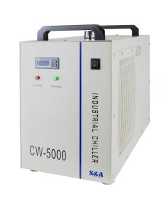 Refrigerated Water Chiller For Full Spectrum Lasers