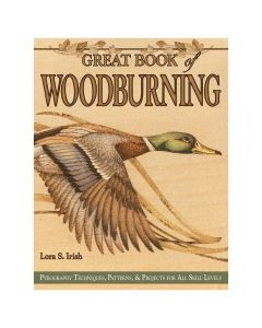 Great Book of Woodburning, Book