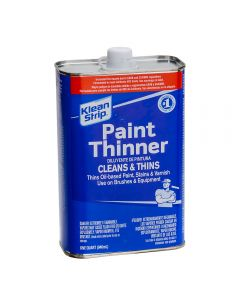 Klean-Strip Paint Thinner for SCAQMD, Quart