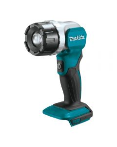 Makita DML808 18V LXT Lithium-Ion Cordless Adjustable Beam LED Flashlight, Bare Tool