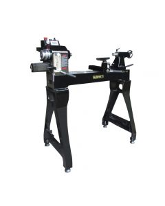 Harvey Turbo T40 14'' x 24'' Lathe with Cast Iron Legs