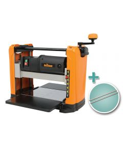 Triton TPT125 12-1/2'' Thickness Planer with Replacement Blade Pack
