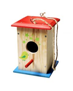 Birdhouse Woodworking Kit