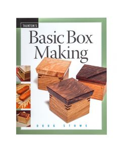 Basic Box Making, Book