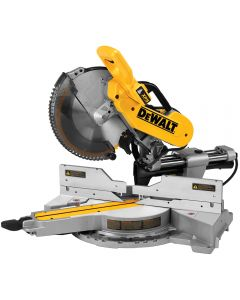 DeWalt DWS780 12'' Double-Bevel Sliding Compound Miter Saw