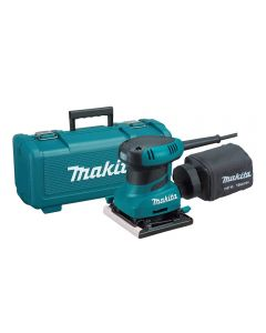 Makita BO4556K 2.0 Amp 4-1/2'' Finishing Sander with Case