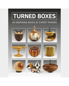 Turned Boxes, Paperback Book