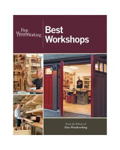Fine Woodworking Best Workshops, Book