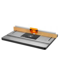 Bench Dog Cast Iron Router Table, Pro Fence and Plate A