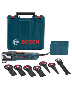 Bosch GOP55-36C1 8-Piece Starlock MAX Oscillating Multi-Tool Kit