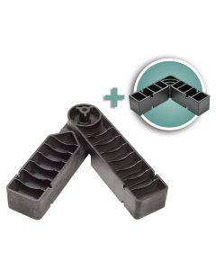 Rockler Adjustable Clamp-It with Mini Clamp-It