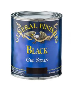 Gel Stain - General Finishes - Black