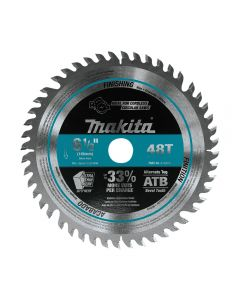 Makita A-99932 6-1/2'' 48T Carbide-Tipped Plunge Saw Blade