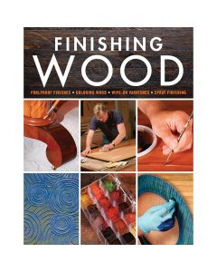 Finishing Wood, Softcover