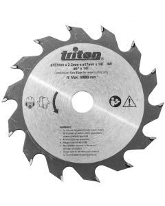 Replacement Blade for Triton Project Saw Module