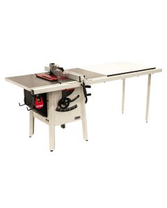 Jet ProShop II Table Saw with Cast Wings, 115V, 52'' Rip