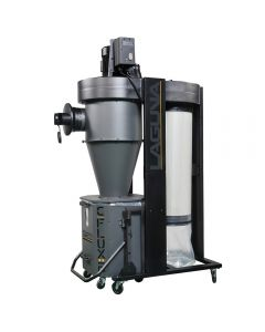 Laguna C|Flux 2hp 1-Micron Cyclone Dust Collector
