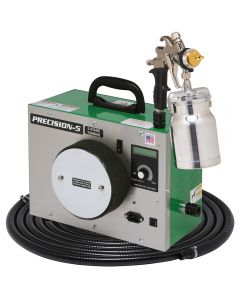 Apollo PRECISION-5 HVLP Spray System with Bottom-Feed Gun