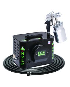 Apollo ECO-4 Four-Stage HVLP Spray System with E5011 Bleeder Spray Gun