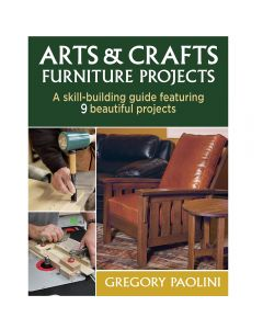 Arts & Crafts Furniture Projects, Book