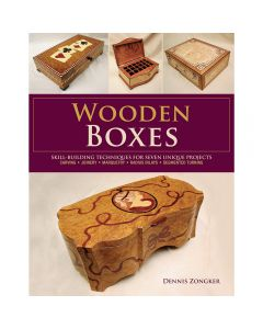 Wooden Boxes, Book