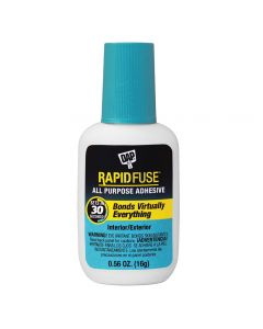RapidFuse All-Purpose Adhesive with Brush Applicator