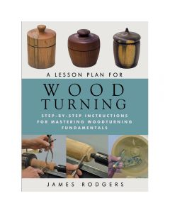 A Lesson Plan for Wood Turning, Book