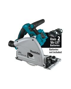 Makita XPS01Z 18V X2 Brushless Cordless 6-1/2'' Plunge-Cut Circular Saw, Bare Tool