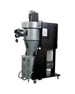 Laguna P|Flux 3hp HEPA Cyclone Dust Collector