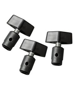 3-Pack Lower Blade Holders for Jet® JWSS-22 22'' Scroll Saw
