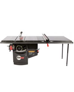 SawStop Industrial Cabinet Saw, 5HP, 3-Phase, 600V, 52'' Fence