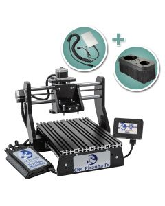 CNC Piranha Fx with Touch Plate and Dust Boot
