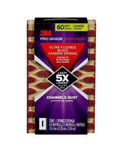 3M Pro Grade Precision Ultra-Flexible Sanding Sponges