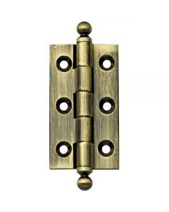Narrow Ball Tip Extruded Hinges 2'' L x 1-1/8'' W