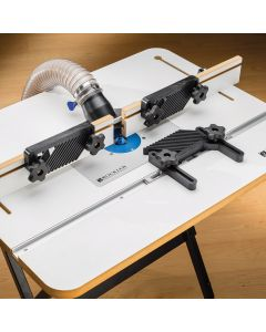 Complete Basic Router Table Kit With Accessory Kit