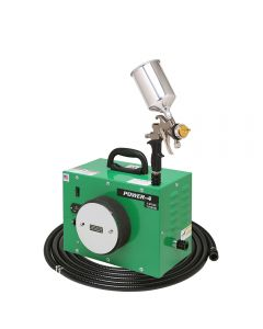 Apollo POWER-4 HVLP Spray System with Gravity-Feed Gun