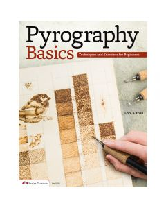 Pyrography Basics, Paperback Book