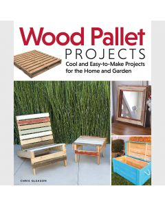 Wood Pallet Projects, Paperback Book