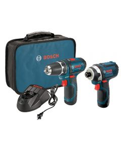 Bosch 12V Max 2-Tool Lithium-Ion Cordless Combo Kit