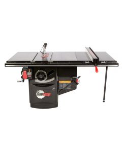 SawStop Industrial Cabinet Saw, 5HP, 3-Phase, 600V, 36'' Fence