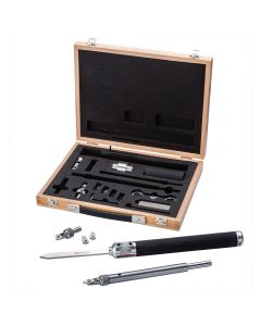 Robert Sorby Sovereign Deluxe TurnMaster Tool Set with Case