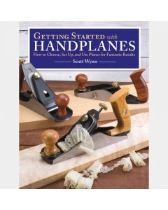 Getting Started with Handplanes, Paperback Book
