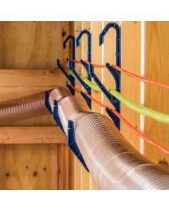 Dust Right® Cord and Hose Hooks