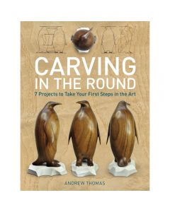 Carving in the Round, Book
