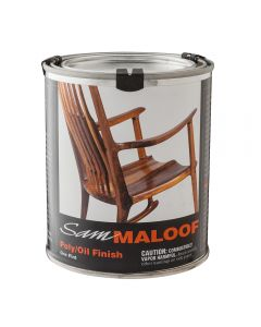 Sam Maloof Poly/Oil Finish