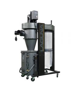 Laguna C|Flux 1.5hp 1-Micron Cyclone Dust Collector