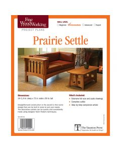 Prairie Settle Project, Printed Plan