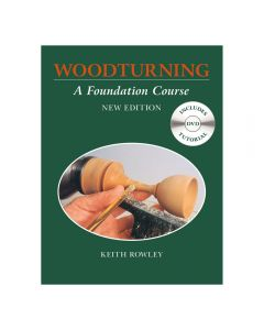 Woodturning: A Foundation Course, Book and DVD